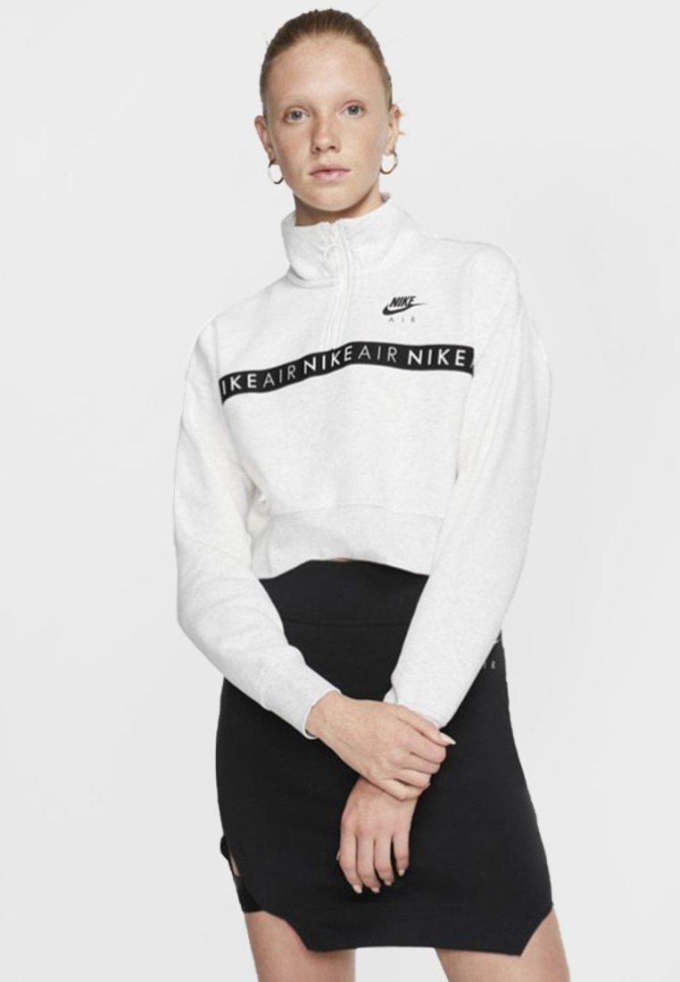 Heather Nike Nike AirSweatshirt Birch Heather Sportswear Birch Sportswear AirSweatshirt zpGUMSVq