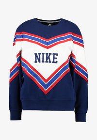 Nike Sportswear - CREW - Sweatshirt - blue void/white - 3