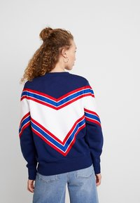 Nike Sportswear - CREW - Sweatshirt - blue void/white - 2