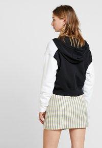 Nike Sportswear - veste en sweat zippée - black/birch heather/white - 2