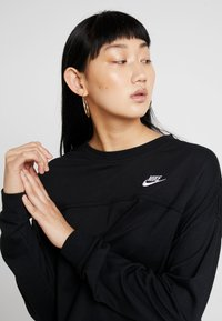 Nike Sportswear - Sweater - black/white - 3