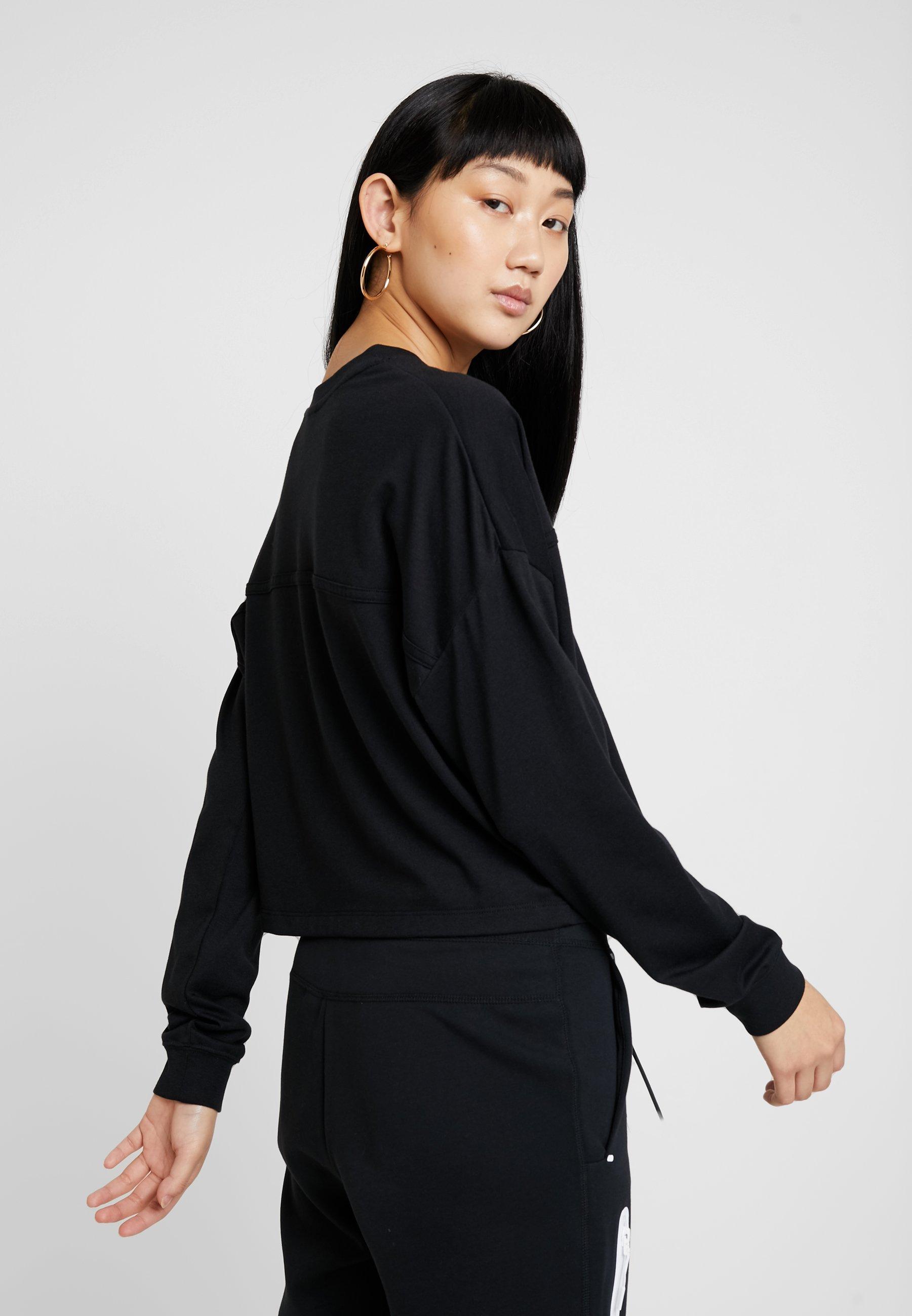 Sportswear white Nike Nike Sweatshirt black IYvbf6g7y