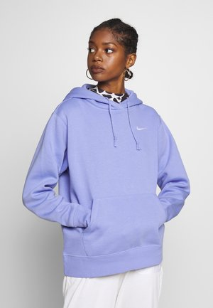 HOODIE TREND - Hoodie - light thistle/white