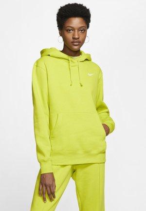 HOODIE TREND - Hoodie - light green/white