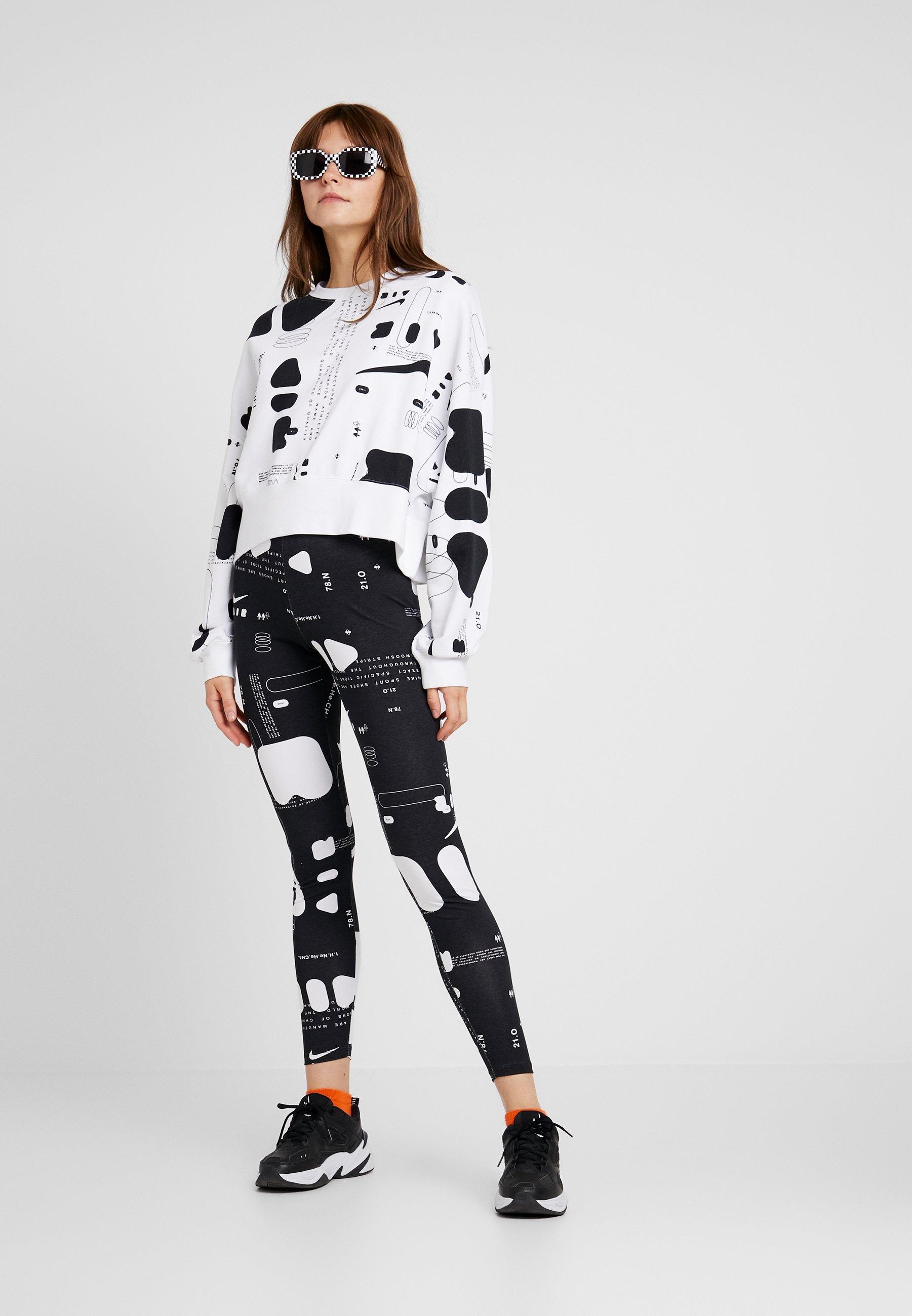 Nike Sportswear CREW AIR - Felpa - white