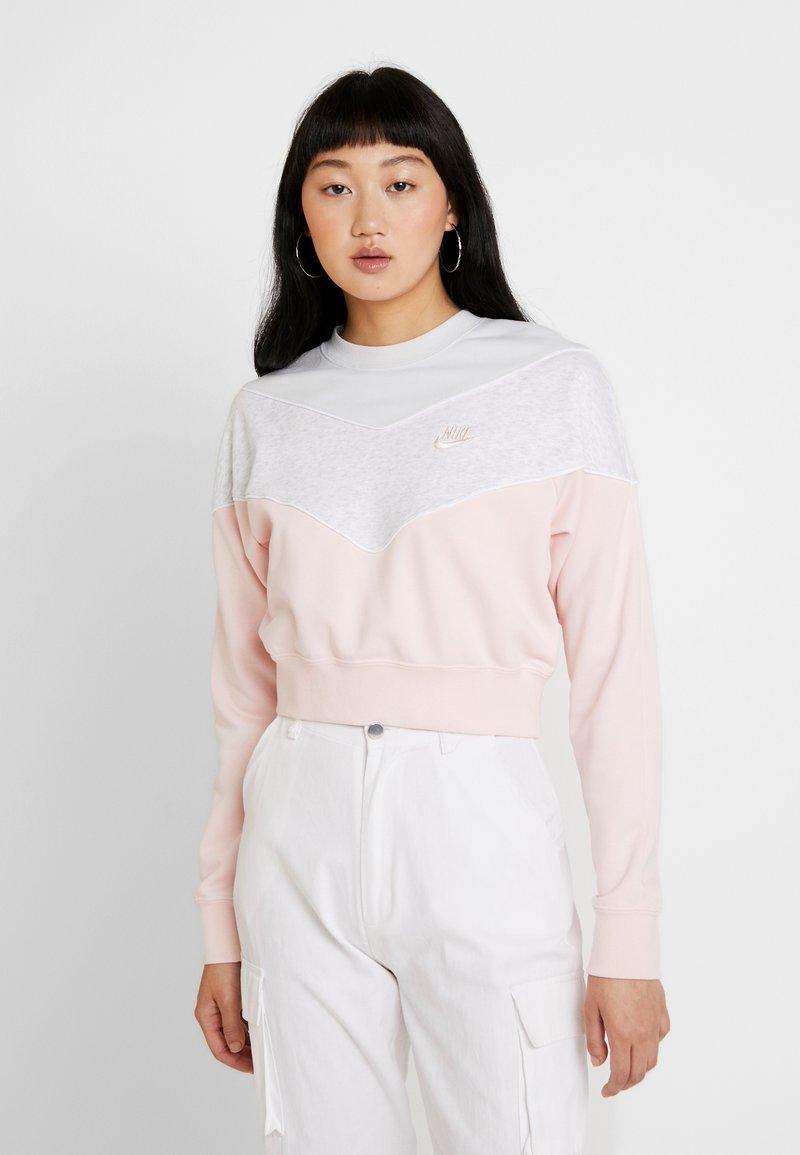 Nike Sportswear - Sudadera - echo pink/pure platinum/birch heather