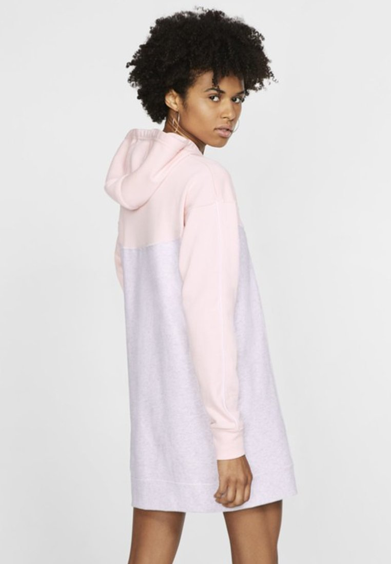 Nike HoodieRobe Heather Sportswear Pink Birch echo D'été sdQCrth