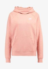 Nike Sportswear - Sweat à capuche - pink quartz/white - 4