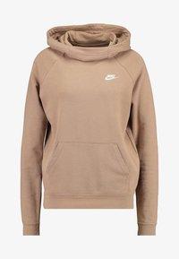 Nike Sportswear - Mikina skapucí - desert dust - 3