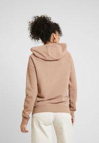 Nike Sportswear - Mikina skapucí - desert dust - 2