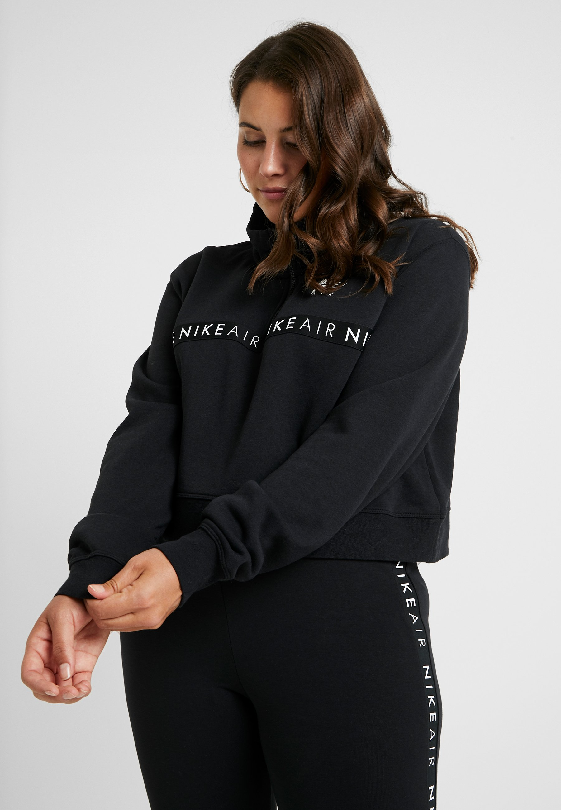 Nike Black Sportswear Felpa Sportswear Nike BexoQdCWr