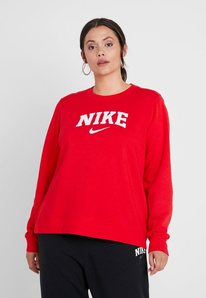 Nike Sportswear - Collegepaita - university red/white
