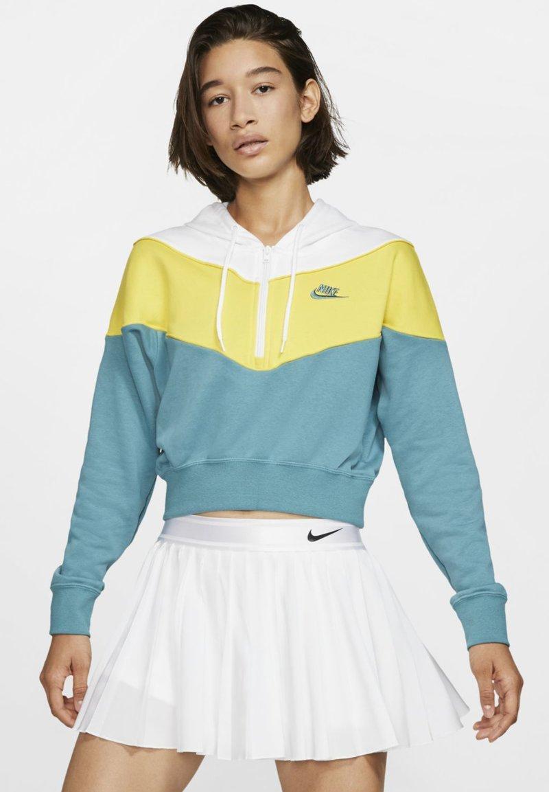 Nike Sportswear - Hoodie - chrome yellow