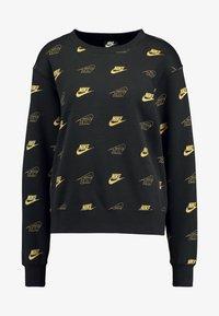 Nike Sportswear - SHINE - Sweatshirt - black/black - 3