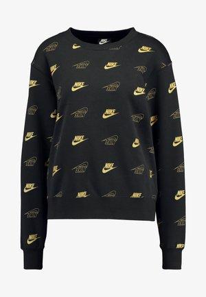 SHINE - Sweatshirt - black/black