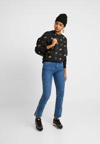 Nike Sportswear - SHINE - Sweatshirt - black/black - 1
