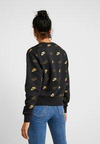 Nike Sportswear - SHINE - Sweatshirt - black/black - 2