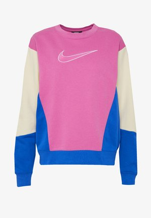 Sweater - cosmic fuchsia/fossil/game royal