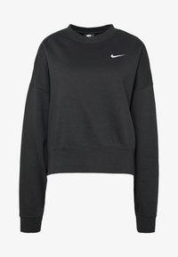Nike Sportswear - CREW TREND - Mikina - black/white - 4
