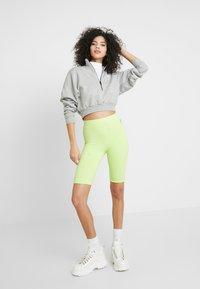 Nike Sportswear - Mikina - grey heather/white - 1