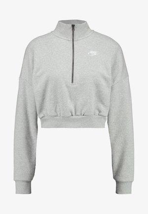 Sweatshirts - grey heather/white