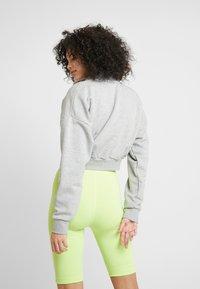 Nike Sportswear - Mikina - grey heather/white - 2