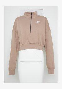 Nike Sportswear - Mikina - desert dust/(white) - 3