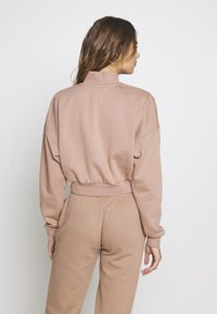 Nike Sportswear - Mikina - desert dust/(white) - 2