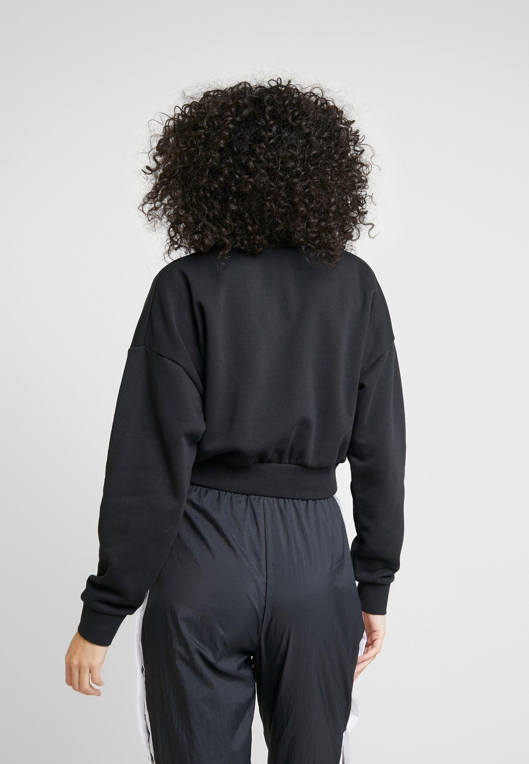 Nike Sportswear Bluza - black/white