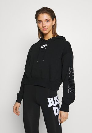 AIR HOODIE  - Jersey con capucha - black