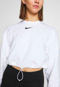 Nike Sportswear - Felpa - white/black - 4