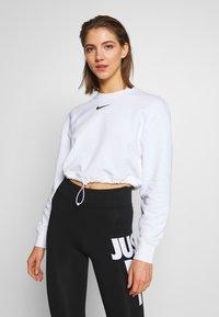 Nike Sportswear - Felpa - white/black - 0