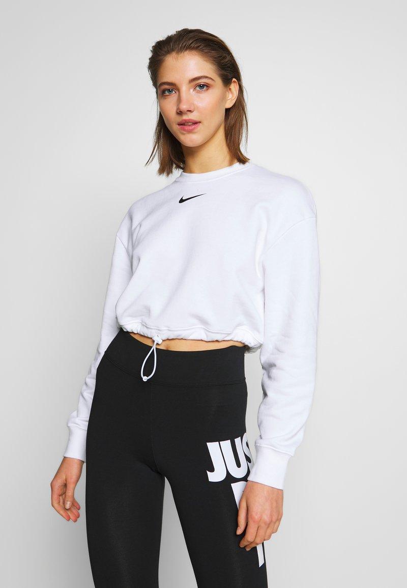 Nike Sportswear - Felpa - white/black