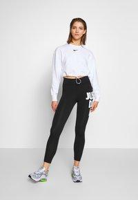 Nike Sportswear - Felpa - white/black - 1