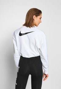 Nike Sportswear - Felpa - white/black - 2