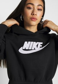 Nike Sportswear - HOODIE - Mikina skapucí - black - 4