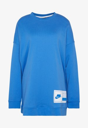 Sudadera - pacific blue/white/soar