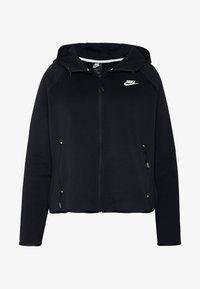 Nike Sportswear - CAPE PLUS - Collegetakki - black/white - 6