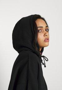 Nike Sportswear - TREND - Mikina na zip - black/white - 3