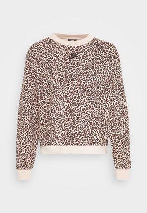 PACK CREW - Sweatshirt - particle beige