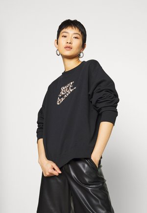 PACK CREW - Sweatshirt - black