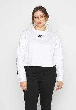 AIR CREW PLUS - Sweatshirt - white