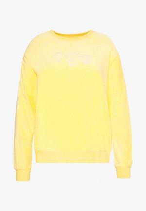 Sweatshirt - topaz gold