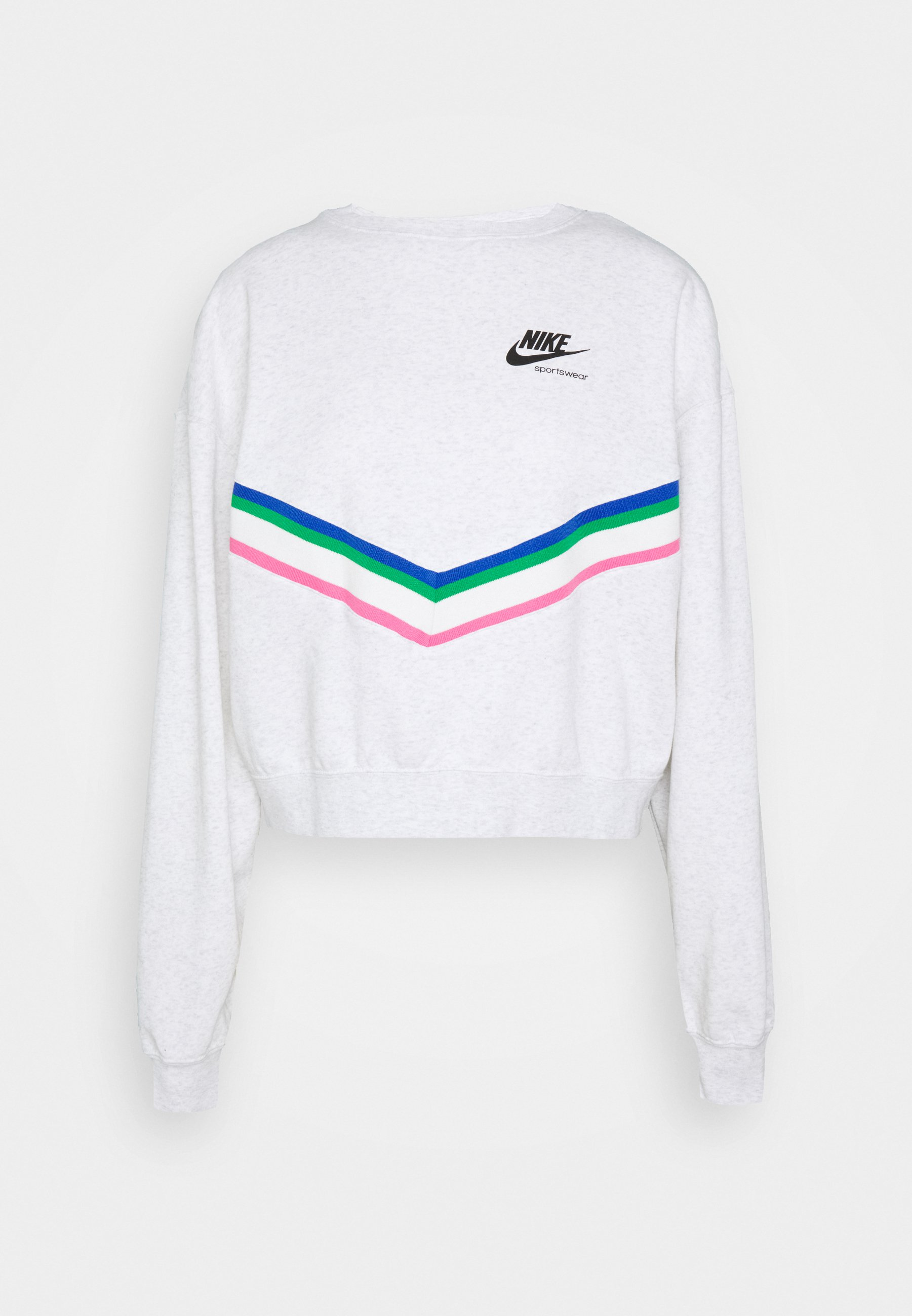 CREW Sweatshirt birch heatherblack