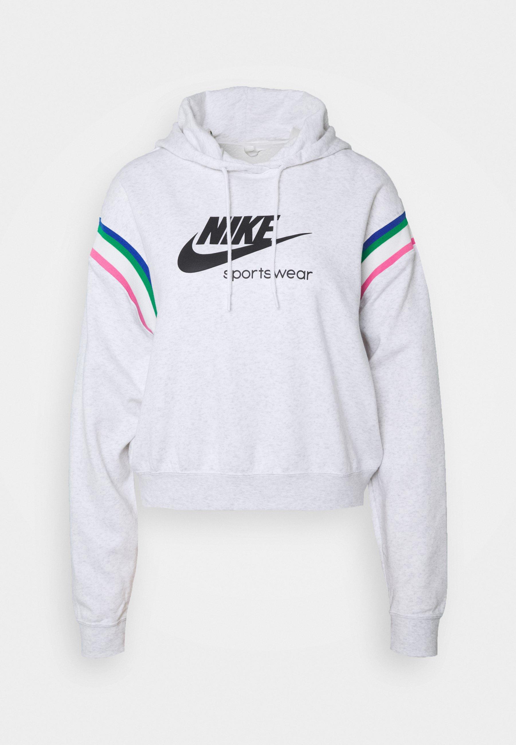 Nike Sportswear HOODIE Sweat à capuche birch heather