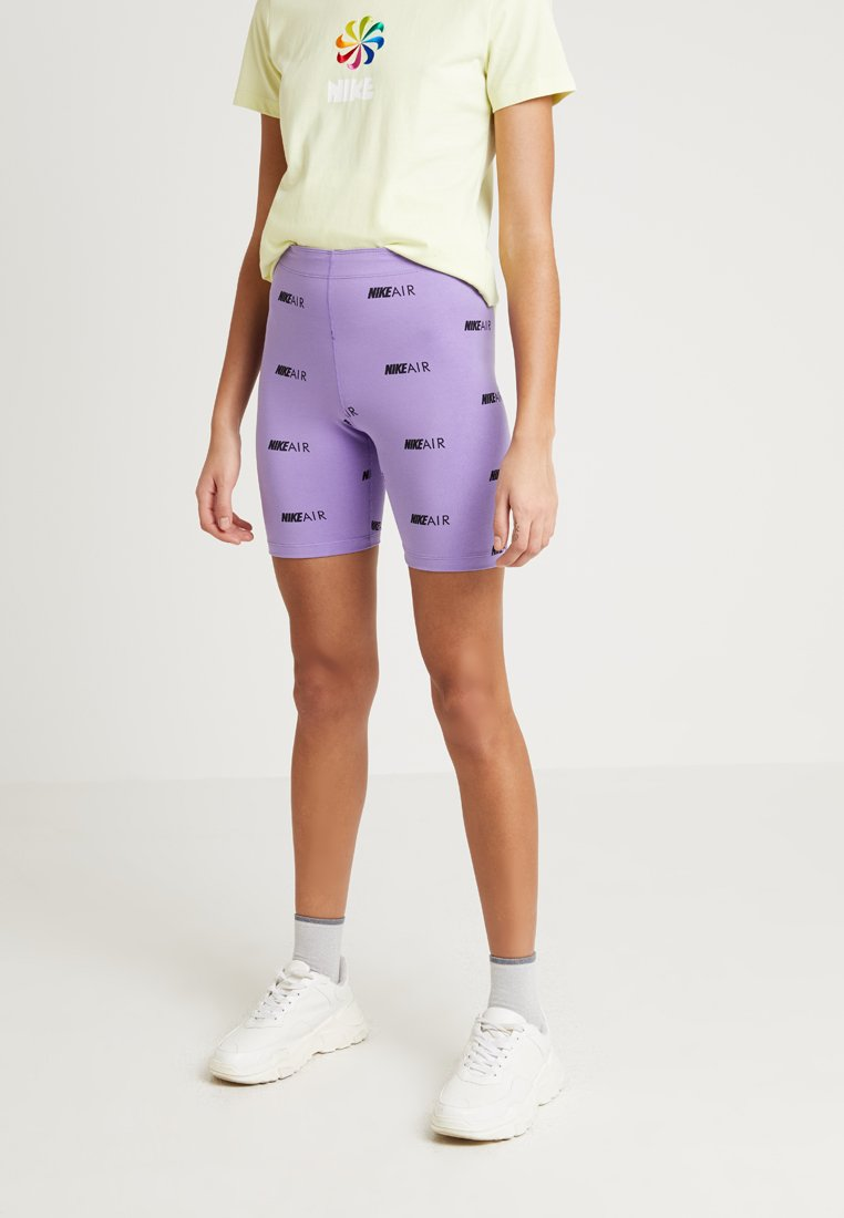 Nike Sportswear - AIR BIKE - Shorts - space purple