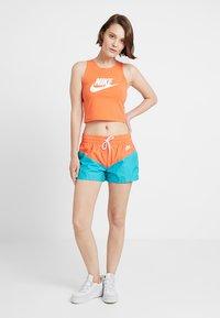 Nike Sportswear - HRTG - Shorts - cabana/turf orange/white - 1