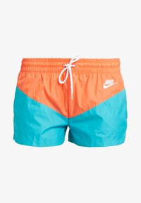 Nike Sportswear - HRTG - Shorts - cabana/turf orange/white - 4