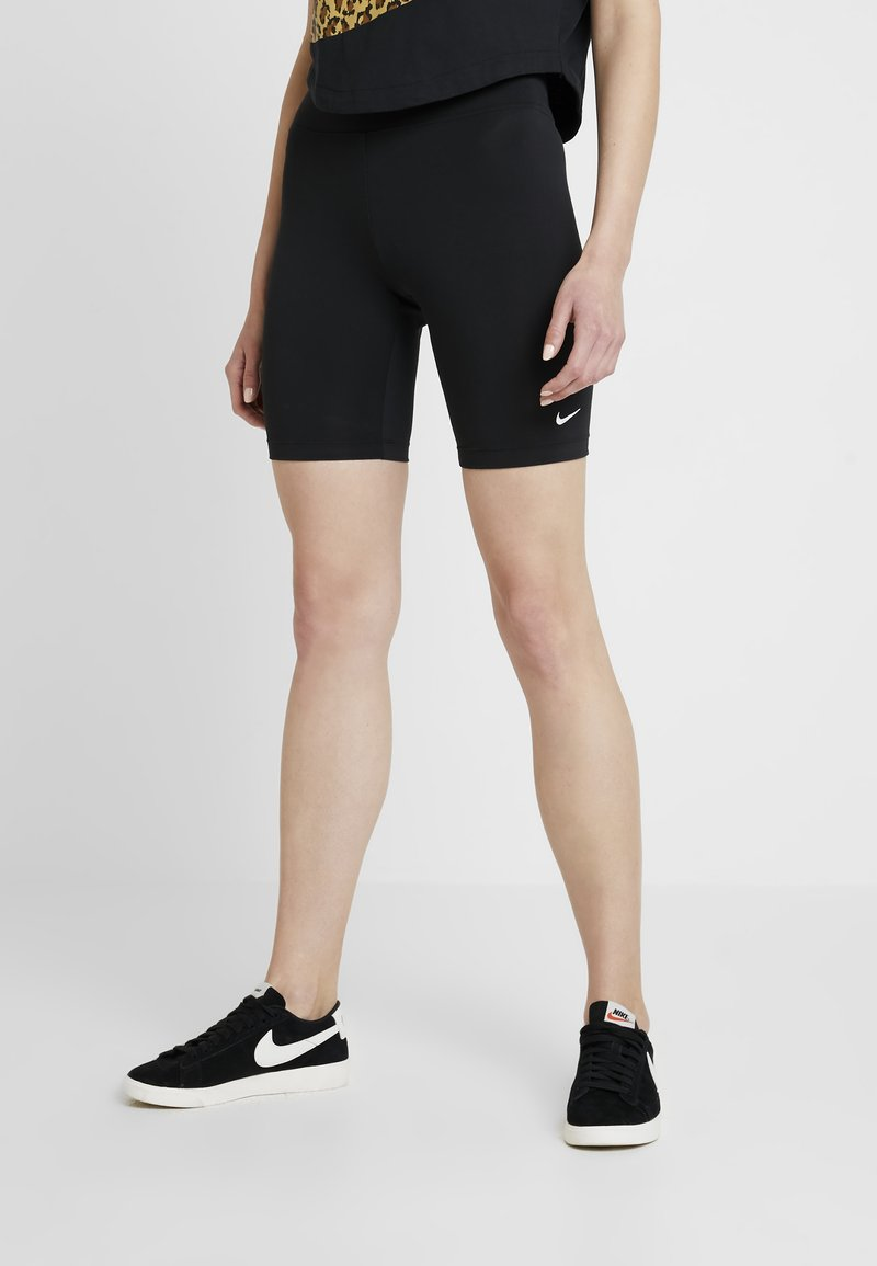 Nike Sportswear - LEGASEE BIKE - Shorts - black/white