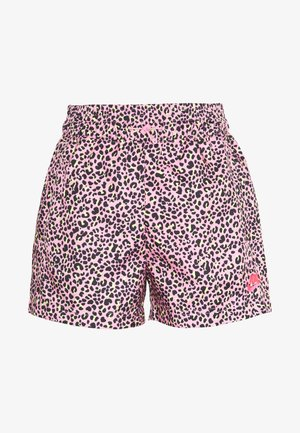 W NSW AOP WVN PRNT PACK SHORT - Shorts - pink